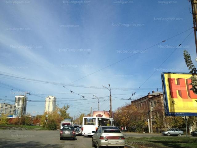 Адрес(а) на фотографии: Ферганская улица, 22, Екатеринбург