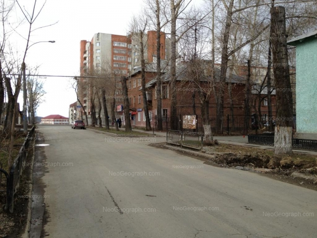 Адрес(а) на фотографии: Техническая улица, 62, 67, Екатеринбург