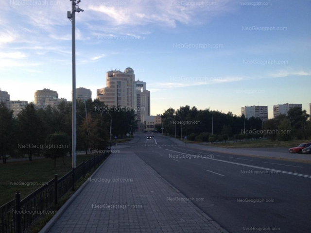 Address(es) on photo: Sverdlova street, 4, 6, Yekaterinburg