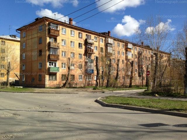 Адрес(а) на фотографии: улица Миномётчиков, 34, 36, Екатеринбург