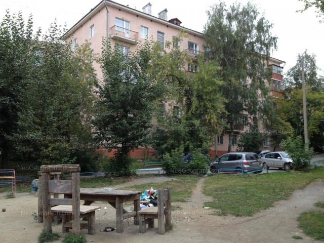 Адрес(а) на фотографии: Гурзуфская улица, 17, Екатеринбург