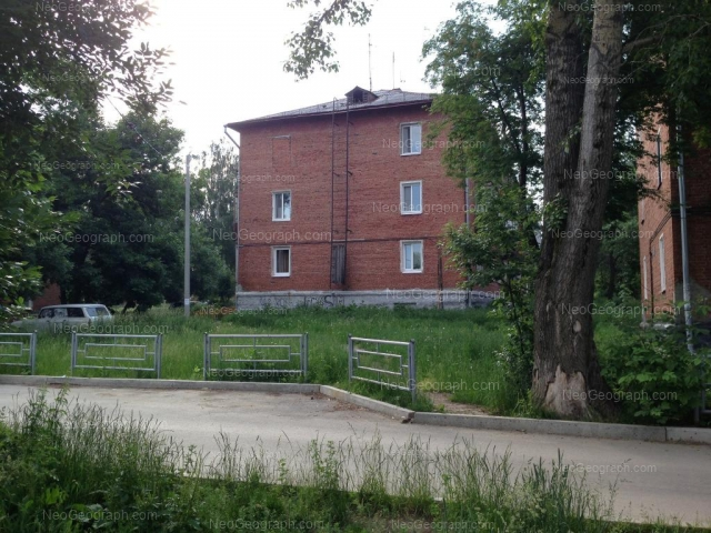Адрес(а) на фотографии: Кировградская улица, 71а, 73а, Екатеринбург
