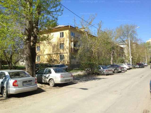 Адрес(а) на фотографии: Кунарская улица, 35, Екатеринбург