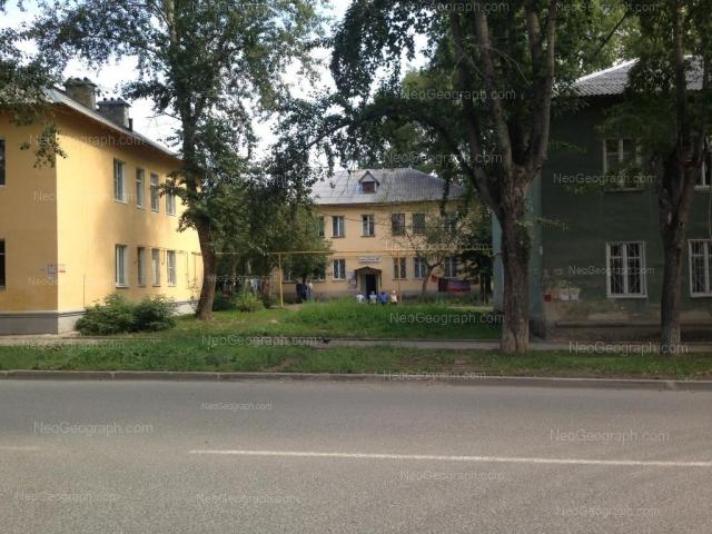Адрес(а) на фотографии: улица Патриса Лумумбы, 87, 89, 89б, Екатеринбург