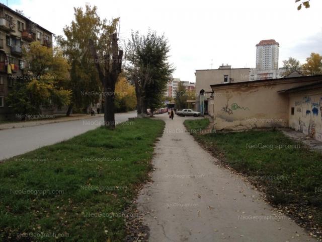 Адрес(а) на фотографии: Выездной переулок, 2, 4, Екатеринбург