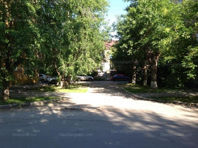 Адрес(а) на фотографии: Медицинский переулок, 5, Екатеринбург