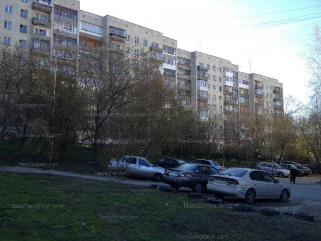 Адрес(а) на фотографии: Гурзуфская улица, 32, Екатеринбург