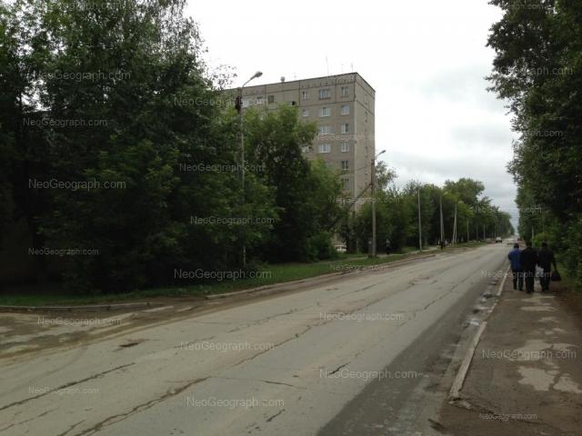 Address(es) on photo: Molodezhi street, 82, Yekaterinburg