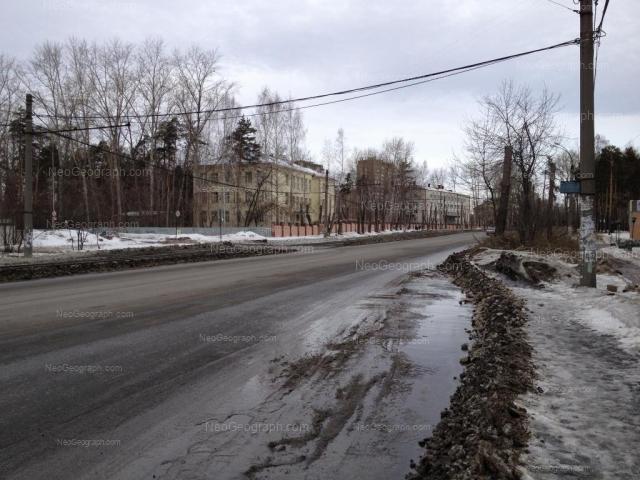 Адрес(а) на фотографии: Техническая улица, 87, 89, Екатеринбург