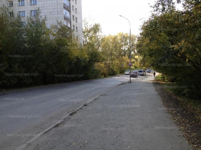 Адрес(а) на фотографии: Водная улица, 13, Екатеринбург