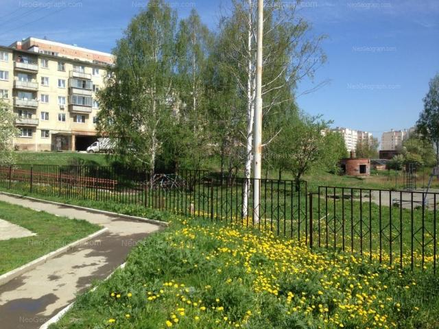 Адрес(а) на фотографии: Бисертская улица, 22, 34, 36, Екатеринбург