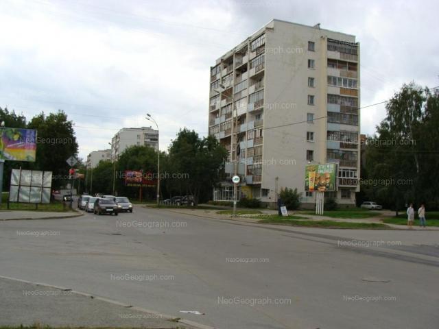 Адрес(а) на фотографии: улица Шаумяна, 84, 88, 92, Екатеринбург