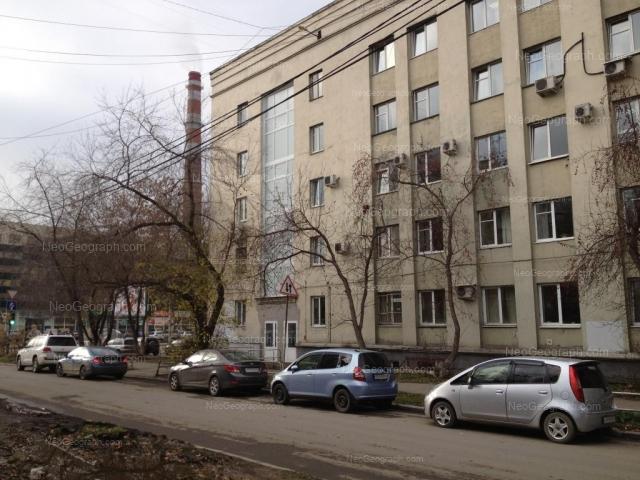 Адрес(а) на фотографии: улица Чебышёва, 2, Екатеринбург
