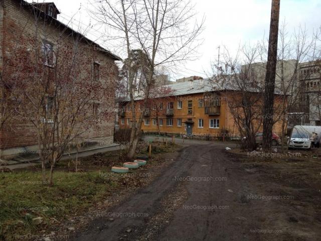 Адрес(а) на фотографии: Чердынская улица, 24, 26, Екатеринбург