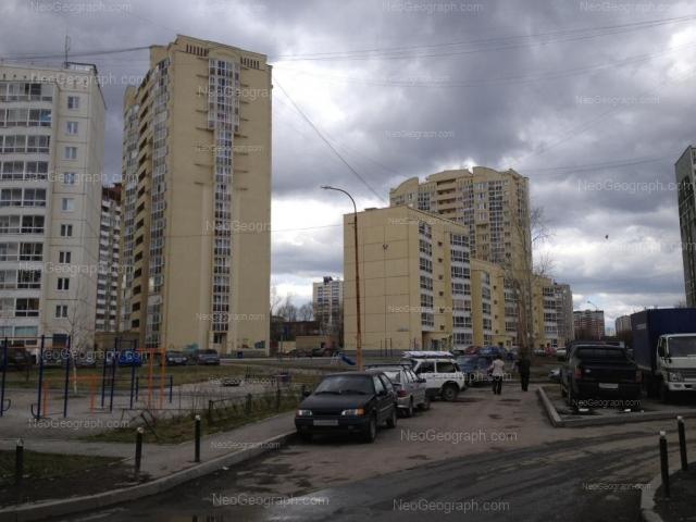 Адрес(а) на фотографии: улица Готвальда, 21/2, 21/3, 23/1, 23/2, Екатеринбург