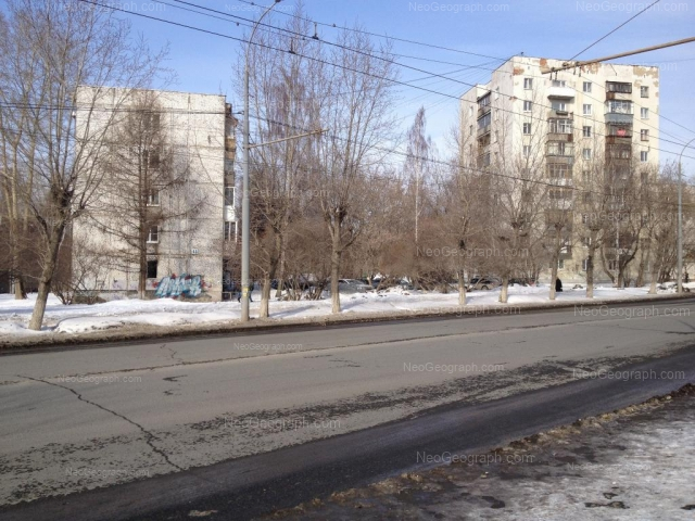 Адрес(а) на фотографии: Советская улица, 15, 17, Екатеринбург