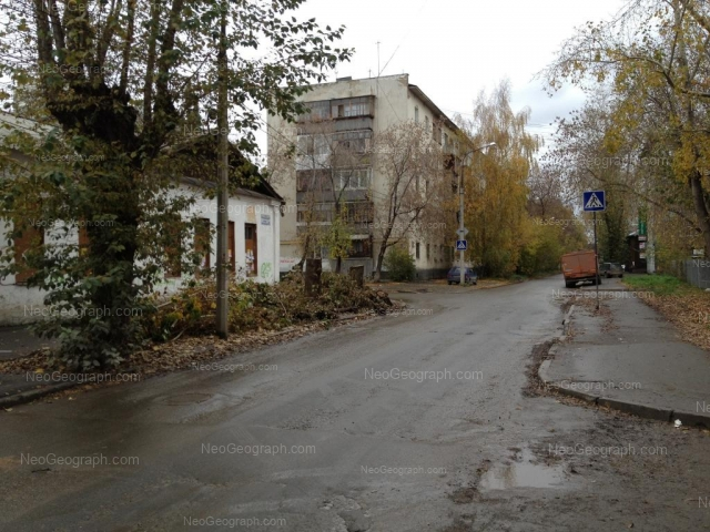 Адрес(а) на фотографии: Шатурская улица, 4в, Екатеринбург