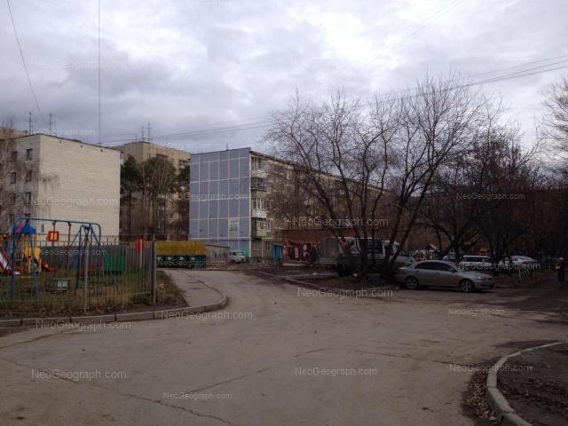 Адрес(а) на фотографии: улица Шаумяна, 98/2, Екатеринбург