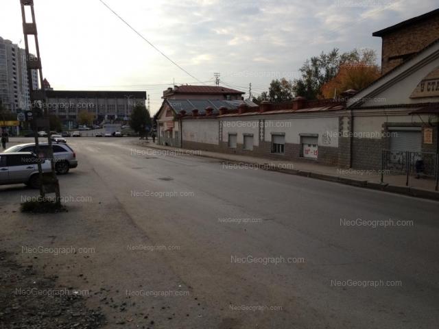 Адрес(а) на фотографии: улица Фролова, 19/1, Екатеринбург