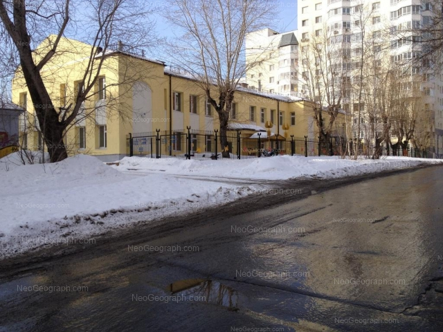 Адрес(а) на фотографии: улица Лодыгина, 4, 4А, Екатеринбург