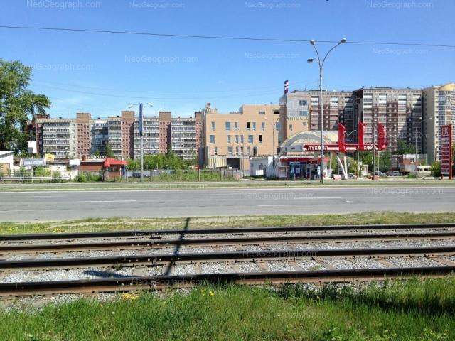 Address(es) on photo: Bebeliya street, 63, 63а, 63б, 130, 132, 134, Yekaterinburg