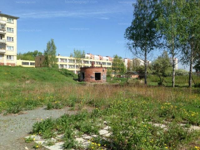 Адрес(а) на фотографии: Бисертская улица, 22, 30, 32, 34, 36, Екатеринбург