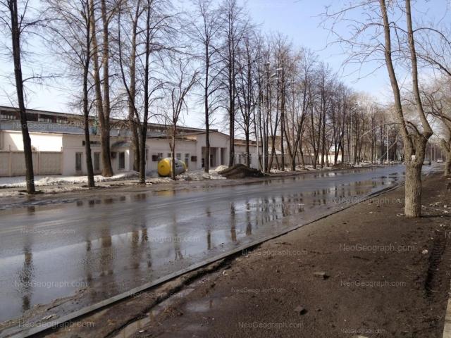 Адрес(а) на фотографии: улица Бабушкина, 3, Екатеринбург
