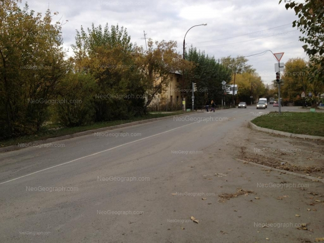 Адрес(а) на фотографии: улица Летчиков, 15, Екатеринбург
