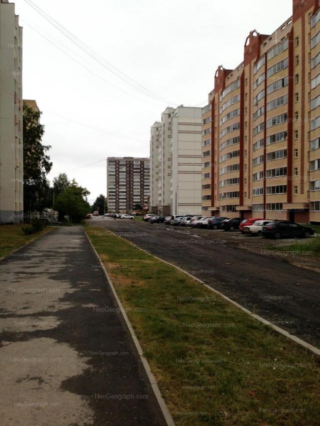 Address(es) on photo: Vosstaniya street, 97, 99, Yekaterinburg