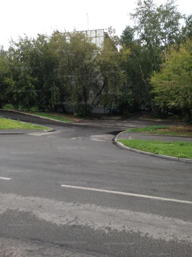 Адрес(а) на фотографии: улица Токарей, 58 к1, Екатеринбург