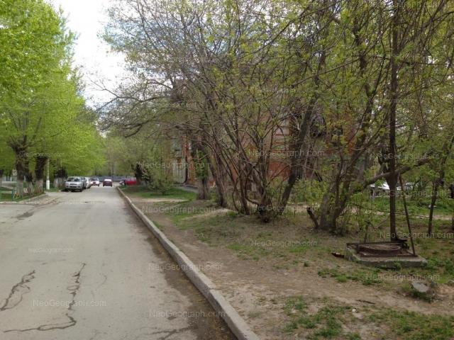 Адрес(а) на фотографии: улица Блюхера, 21А, Екатеринбург