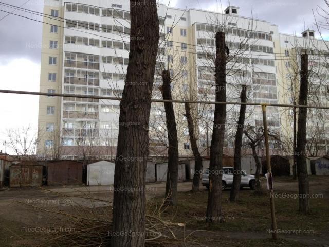 Адрес(а) на фотографии: Техническая улица, 58а, Екатеринбург