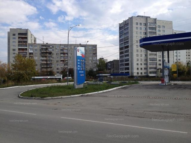 Адрес(а) на фотографии: Ангарская улица, 38, 40, 42, Екатеринбург