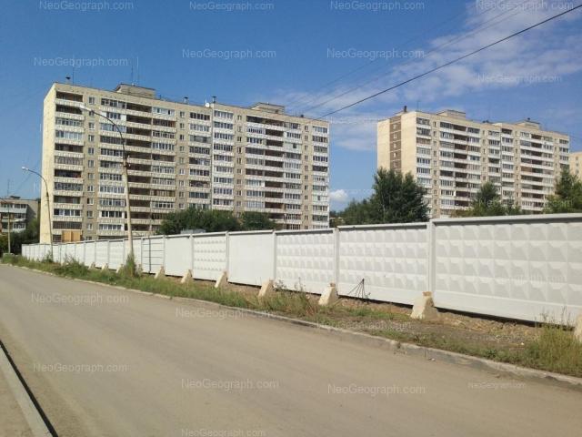 Адрес(а) на фотографии: Коллективный переулок, 19, 21, Екатеринбург