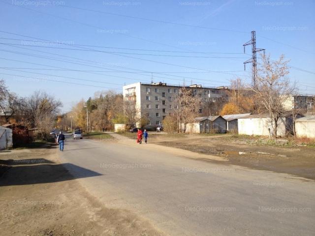 Address(es) on photo: Slaviyanskaya street, 52, 54, 56, Yekaterinburg
