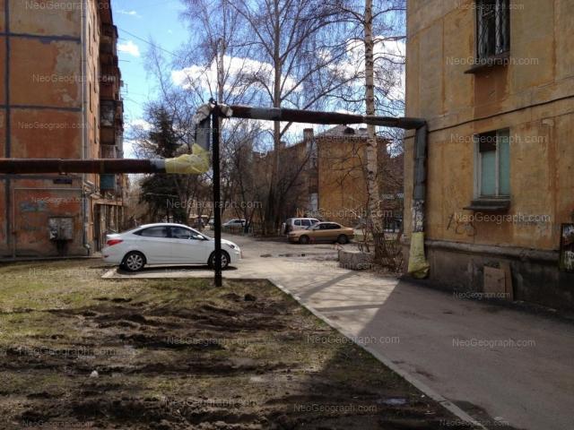 Адрес(а) на фотографии: улица Мира, 3А, 3Б, 5, Екатеринбург