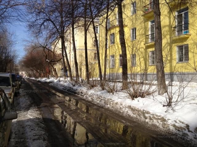 Адрес(а) на фотографии: Технологическая улица, 3, 5, 7, Екатеринбург