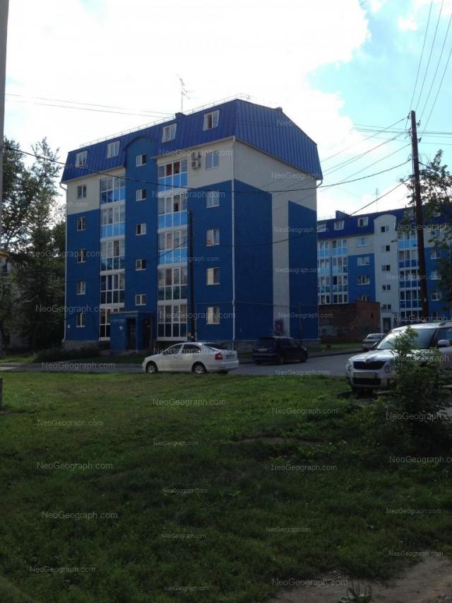 Адрес(а) на фотографии: Селькоровская улица, 12, 16, Екатеринбург