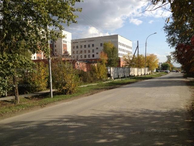 Адрес(а) на фотографии: улица Циолковского, 16, 18, Екатеринбург