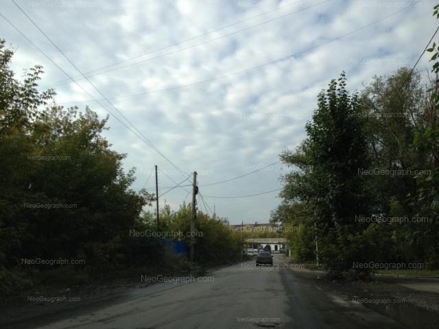 Адрес(а) на фотографии: переулок Геологов, 1, Екатеринбург
