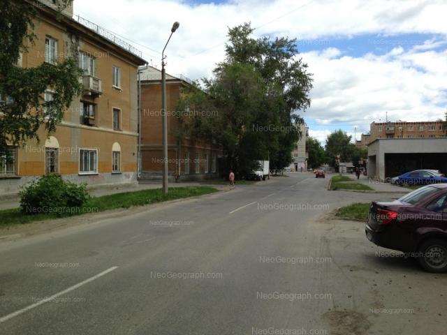 Адрес(а) на фотографии: улица Индустрии, 41, 43, Екатеринбург