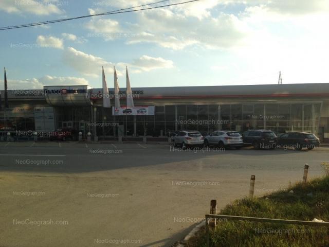 Адрес(а) на фотографии: Сибирский тракт, 30, Екатеринбург