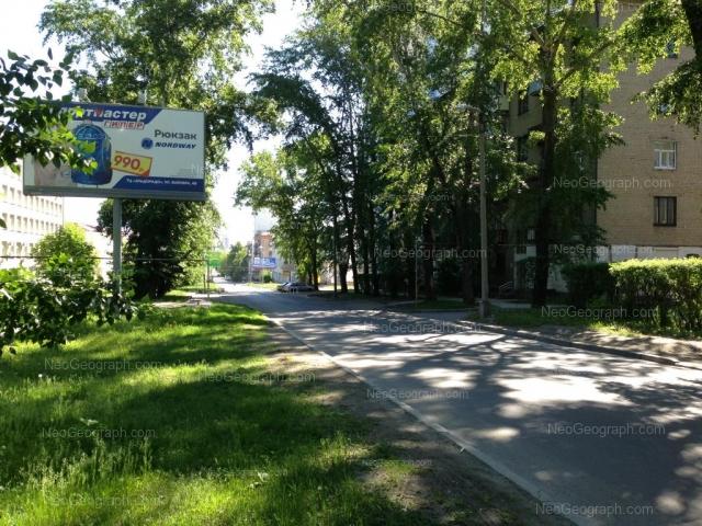 Адрес(а) на фотографии: улица Попова, 30, 33, Екатеринбург