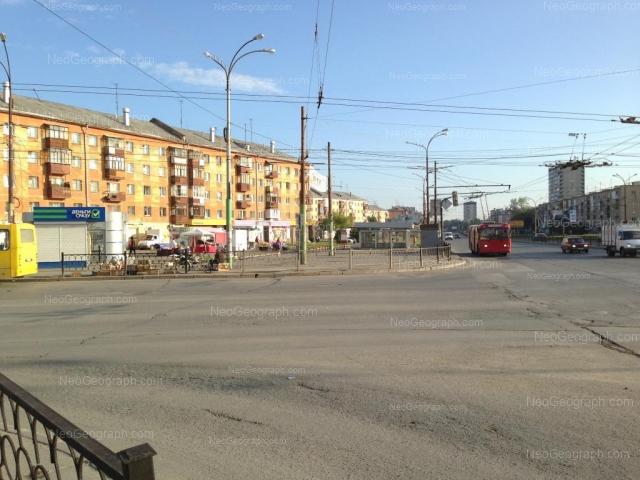 Адрес(а) на фотографии: проспект Космонавтов, 43, 74, Екатеринбург