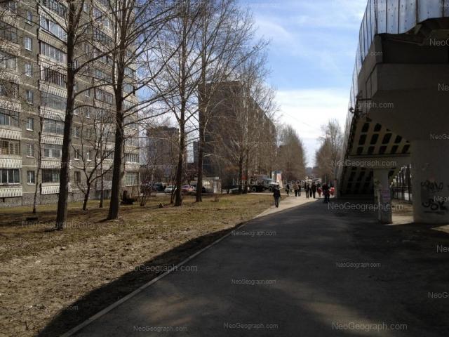 Адрес(а) на фотографии: улица Бебеля, 142, 148, 152, Екатеринбург
