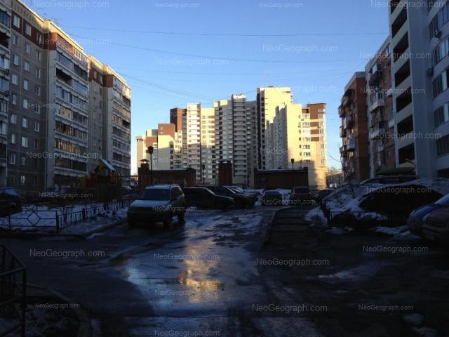 Адрес(а) на фотографии: Уральская улица, 1, 3, Екатеринбург