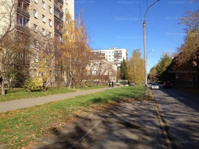 Адрес(а) на фотографии: улица Ломоносова, 55, 57, 59, Екатеринбург