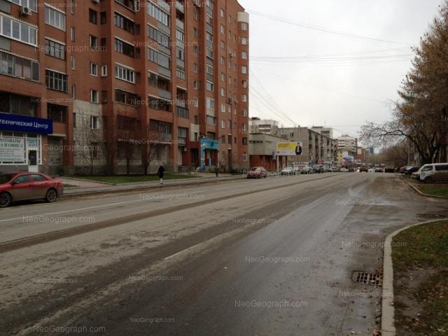 Адрес(а) на фотографии: улица Сурикова, 28, 30, 32, Екатеринбург