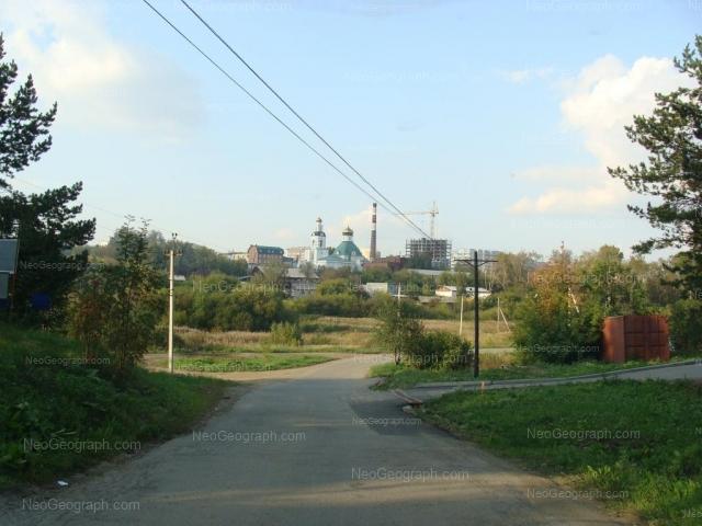 Address(es) on photo: Pokhodnaya street, 2, Yekaterinburg