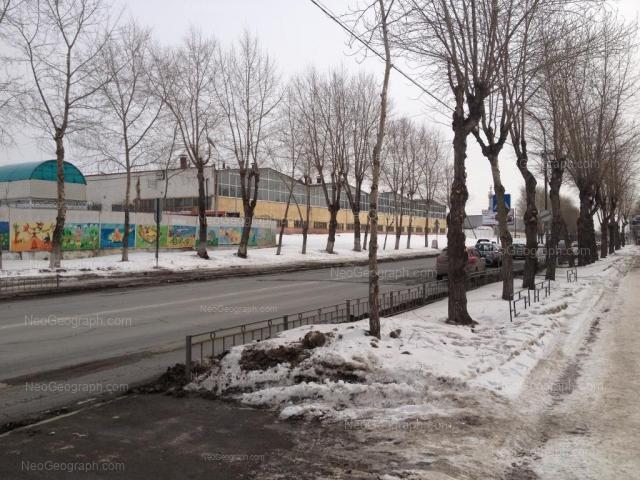 Address(es) on photo: Vostochnaya street, 5а/1, Yekaterinburg